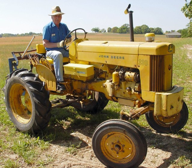 Age discrimination at work essay - tractor driver