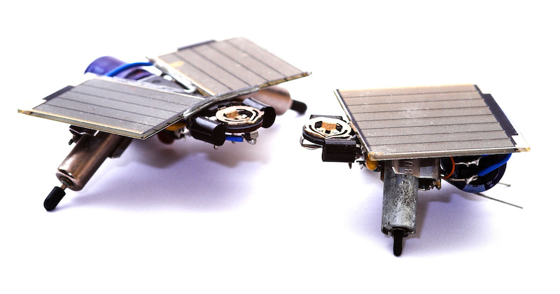Miniature Robots Image