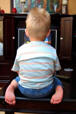 television and children essays