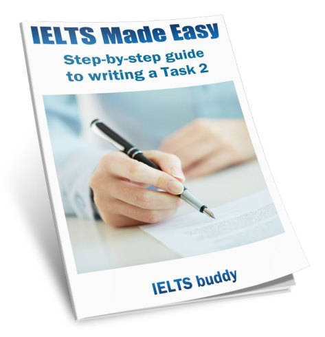 ielts academic writing books