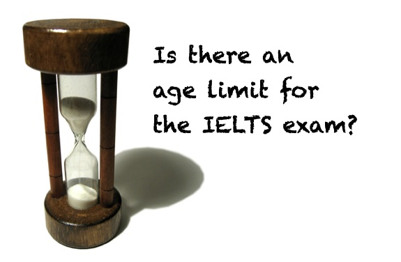 Age Limit for IELTS Exam