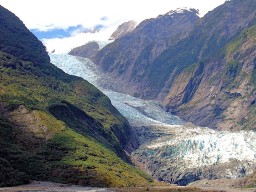 IELTS New Zealand - Fox Glacier