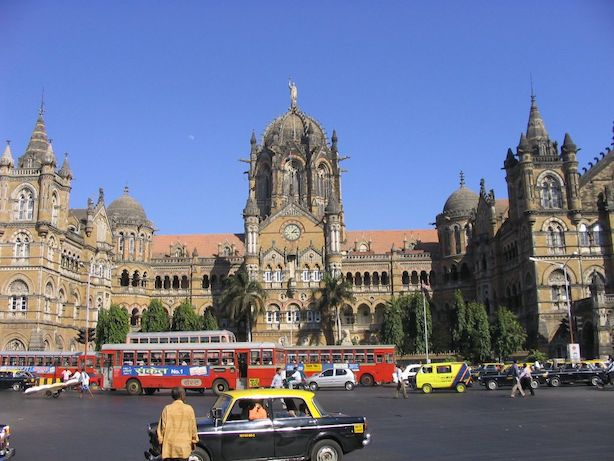 IELTS India - Victoria Station Mumbai
